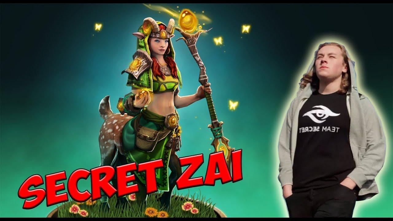 Team Secret Zai