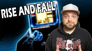 The RISE And FALL Of Handheld Gaming!