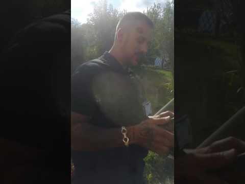 Marstons holdings  ltd baliff / thug throwing his weight around(2)