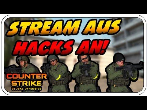 STREAM AUS, HACKS AN! - Let's Play CS:GO - Dhalucard