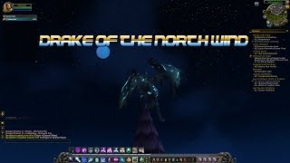 GETTING NORTH WIND DRAKE!   I WoW I Warcraft Mounts: Drake of the North Wind