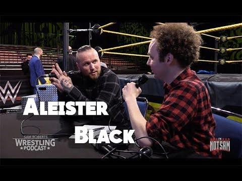 Aleister Black - Staying in NXT, Coming...
