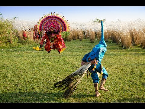 INDIAN TRADITION DANCE -Purulia Chhau...