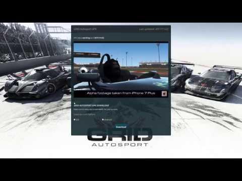 GRID Autosport Download APK - Modded GRID Autosport APK(iOS & Android  Download)