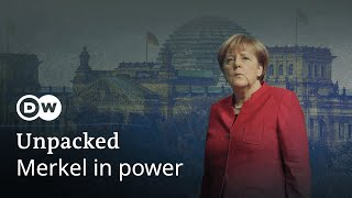 How Germany's Angela Merkel has stayed in power for so long | UNPACKED