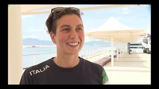 Rachele Bruni Bronzo 10 Km - Mondiali Gwangju 2019 - Intervista & Gara