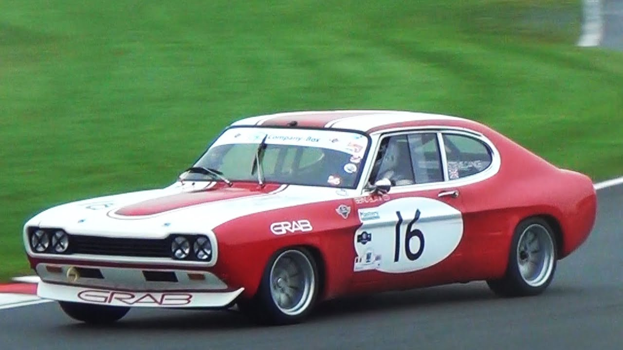 ford capri rs2600 great sound on track youtube. Black Bedroom Furniture Sets. Home Design Ideas