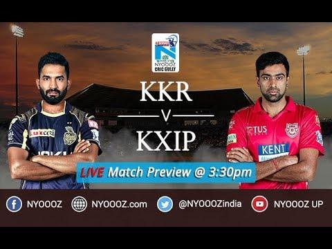 KKR vs KXIP Match Preview   IPL 2018 Kolkata vs Punjab Match 18 in Eden Gardens