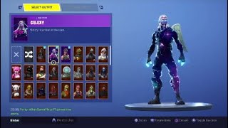 Fortnite Galaxy Skin How To Redeem (Tab S4)
