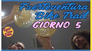 Fuerteventura Bike Trail 2020 - giorno 5 - La fine di un'avventura!