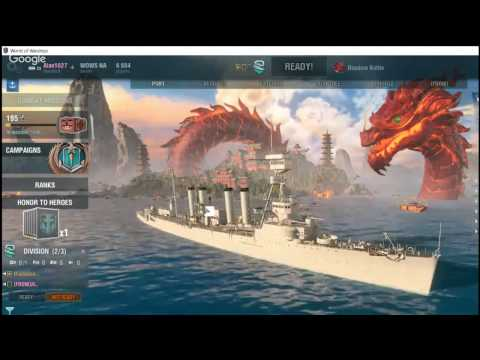 World Of Warships (NOW Reqruiting for Clan!!!)