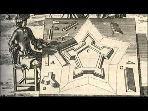 Architectures la citadelle de Vauban