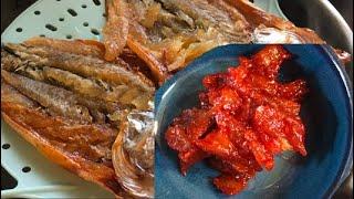 보리굴비, 고추장굴비 만드는법 | 조기 요리 | 굴비와…