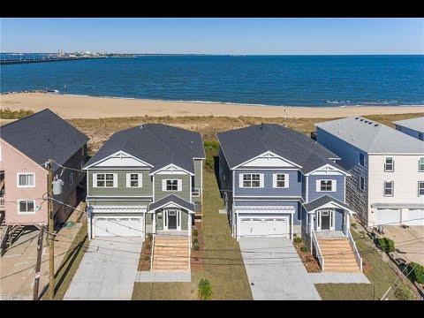 Beachfront Luxury Homes Norfolk & Virginia Beach Virginia Coastal Beach Properties Ocean View