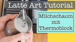 Milch aufschäumen mit Thermoblock Siebträger (Quickmill 0820) | perfekter Milchschaum zu Hause