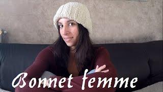 comment tricoter une veste femme