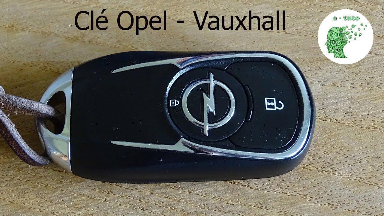2 x piles pour Opel Zafira Clé Voiture CR2032