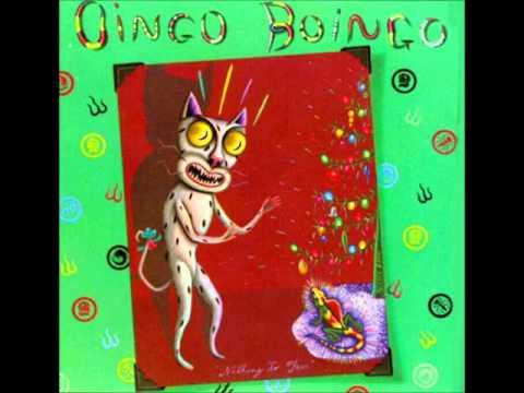 Oingo Boingo  - Nothing to Fear