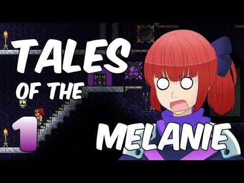 Terraria 1.3.1 Tales of the Terrarian Part 1 | Adventure Map | Melanie