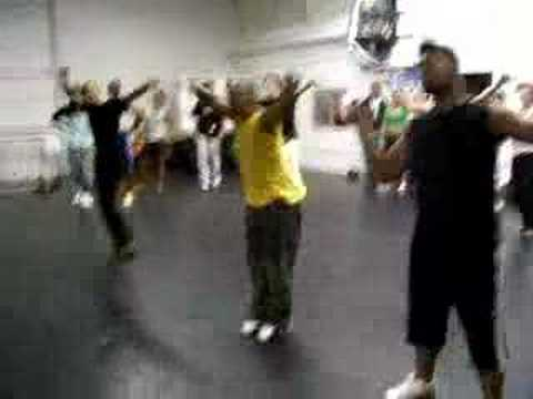 DANCE WITH ANDRE FUENTES IN MIAMI