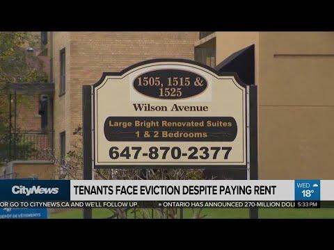 Download Tenants facing eviction despite paying rent