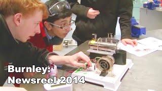 Burnley Film Makers NEWSREEL 2014
