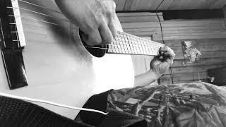 Мелодия из песни Скрипач.Песни под гитару