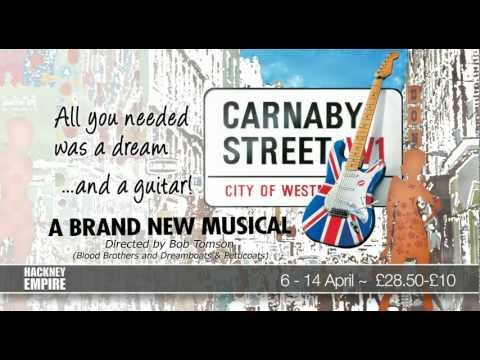 Carnaby Street - a brand new musical
