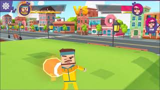 The funniest 3D aim and shoot arrow game in the world -Ball Bang