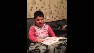 Капризный  Ребенок делает уроки!!!
