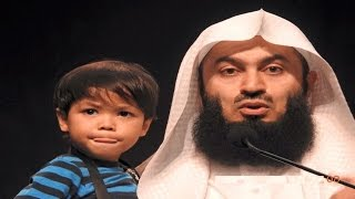Correcting Child's Behavior - From The Life Of Mufti Menk