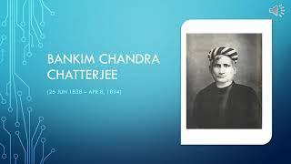 Bankim Chandra Chatterjee I Life I Indian Novelist I Facts