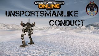 Mechwarrior Online: Unsportsmanlike Conduct - Locust Pirates Bane