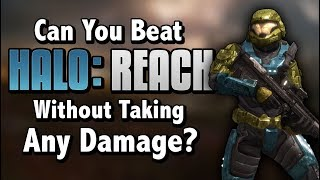 Can You Beat Halo: Reach Without Taking Any Damage?