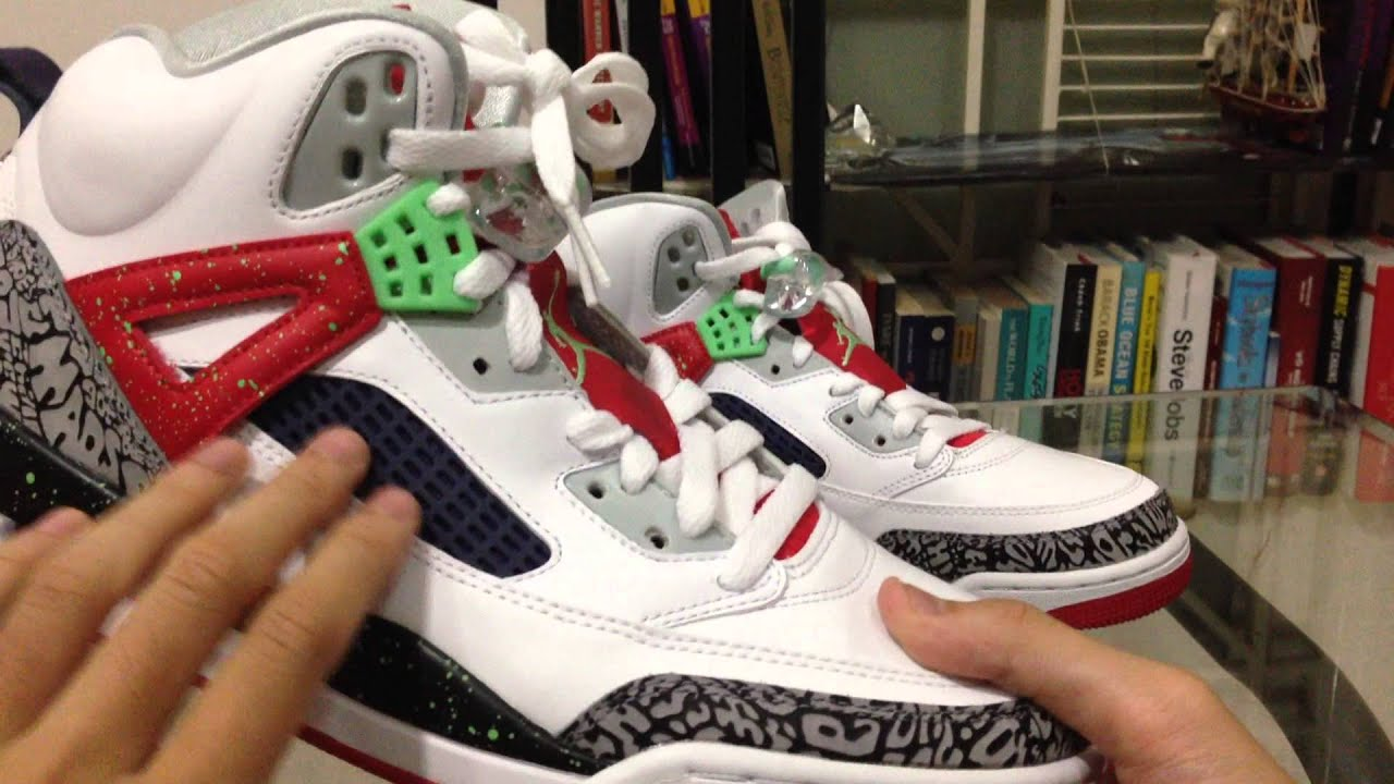 best loved 46a9d 16c2b Nike Air Jordan Spizike