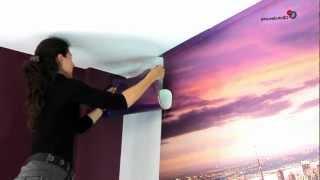 Gambar cover Videotutorial Clickdecora: cómo colocar un vinilo en la pared.