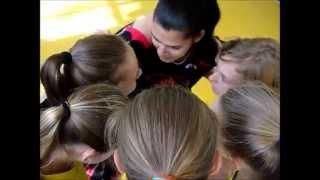 Урок баскетбола в СОШ №65. 24/09/2015