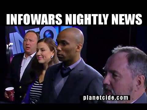 INFOWARS Nightly News: Thursday June 18 2015 - Commercial Free
