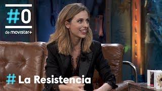 LA RESISTENCIA - Entrevista a Leticia Dolera   #LaResistencia 22.10.2019