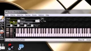 teclado midi virtual windows 7