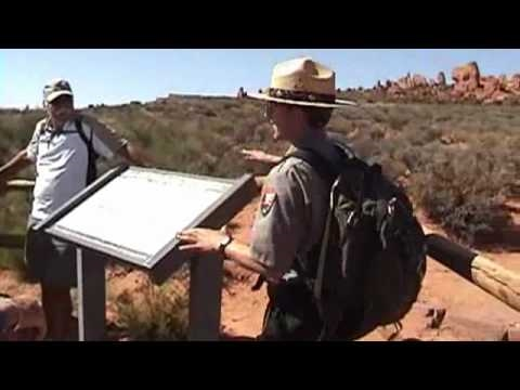 The Moab 7 - The Fiery Furnace - Ranger...