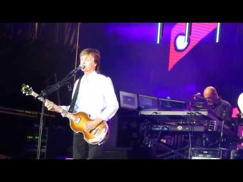 Being for the Benefit of Mr. Kite! Paul McCartney. Estadio Azteca. México