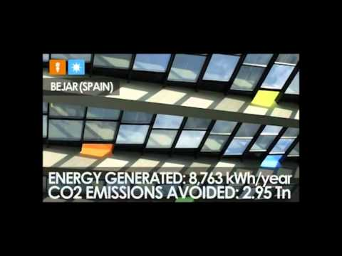 Building Integrated PhotoVoltaic