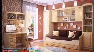 Детская мебель Фанки Крем(Хотите что бы у Вашего ребенка была своя стильная и модная комната, но не знаете как это сделать? Предлагаем..., 2015-05-18T19:00:19.000Z)