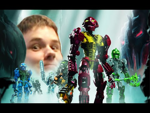 Bionicle Games! (Nickon Reviews- Retrospective)