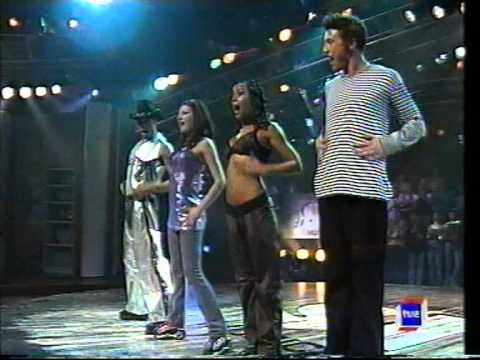 Vengaboys - We like to party (Live Musica Si) Spain 1999