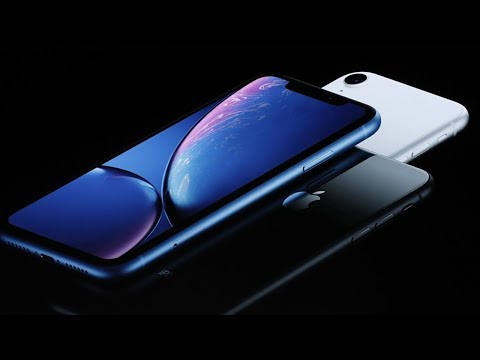 iPhone XR - Advertisement Remake