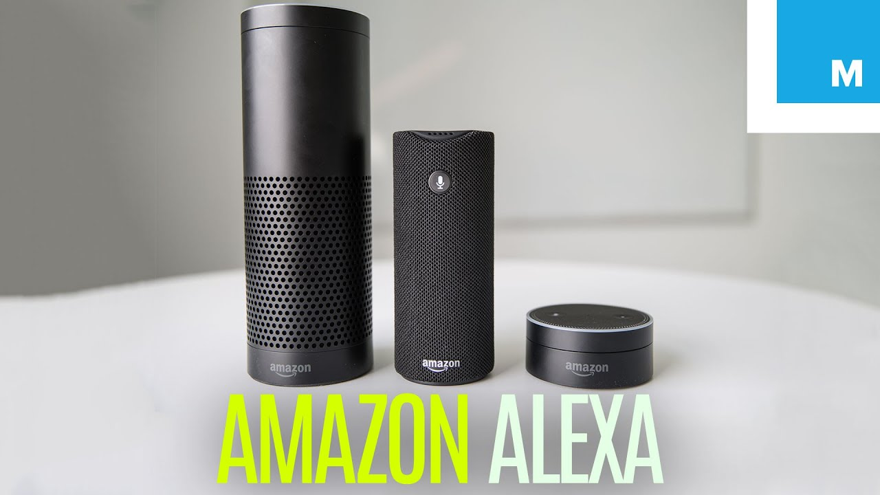 amazon echo dot tap which alexa device is for you plugged in youtube. Black Bedroom Furniture Sets. Home Design Ideas