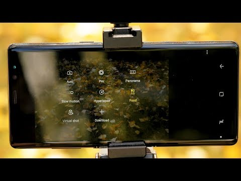 Basic Introduction To The Galaxy Note 8 Camera, Settings, And Features