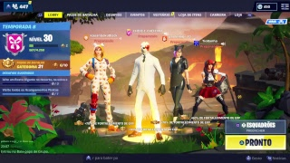 PS4 FORTNITE, GOING BEHIND THE 2 STAGE OF THE FAMILY HYBRID SKIN.. TOWARDS 6K GALERA!!!